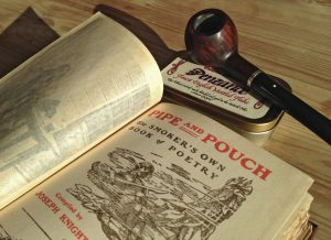 Pipe and Pouch, Pencance, Dunhill