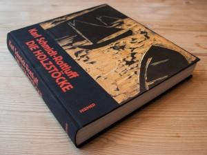 Karl Schmidt Rottluff - Die Holzstöcke Hirmer Verlag, München