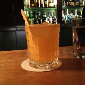 Cocktail Goldene Bar München