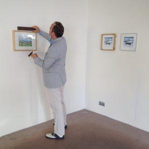 Alexander Broy Ausstellung