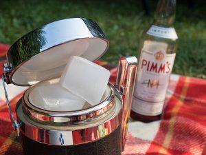Pimm's Cup Picknick Eiskübel