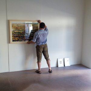 Günter Frey Ausstellung