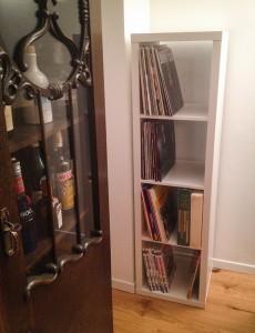Ikea Kallax Vinyl Schallplatten
