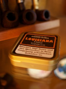 Pfeifen Huber Lousiana Flake Tobacco