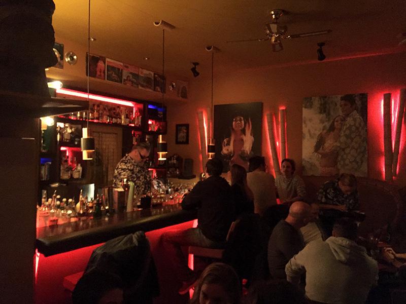 Nürnberger Bars 1 - Die Blume von Hawaii - Alexander Broy