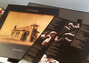 Cover Steinar Raknes - Stillhouse - Vinyl