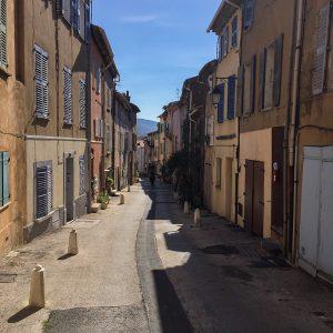 Cogolin Provence Gasse
