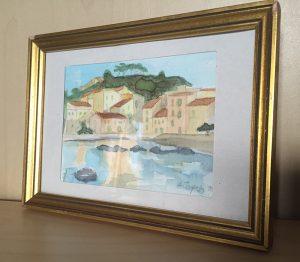 Ansichtskarte St. Tropez